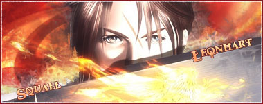 FFVIII Squall Signature By FFFreak