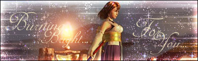 FFX Yuna Signature By Navall